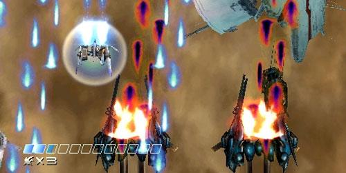 Ikaruga (Dreamcast), 2001