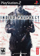 Indigo Prophecy Cover