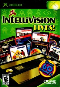 Intellivision Lives! Cover