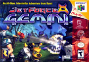 Jet Force Gemini Box