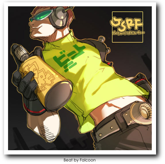Jet Set Radio Future Art 04