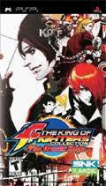 King of Fighters Orochi Cover