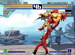 King of Fighters 2003 XBox