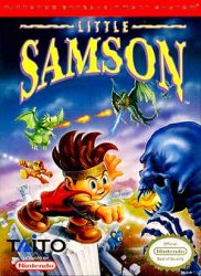 Little Samson Box