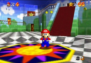 Super Mario Screenshot