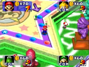 Mario Party Screenshot