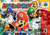 Mario Party 3 Cover
