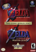 Zelda Master Quest Gamecube