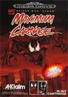 Maximum Carnage Cover