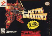Metal Warriors Cover Art