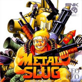 Metal Slug CD Cover