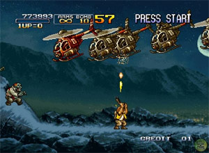 Metal Slug 3 - Xbox Screenshot