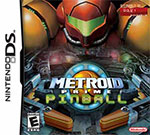 Metroid Prime Pinball DS Cover