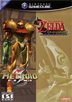 Metroid Prime Wind Waker Gamecube