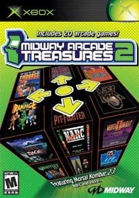 Midway Arcade Treasures 2 Cover