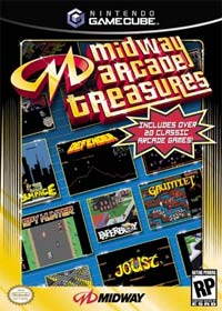 Midway Arcade Treasures Cover