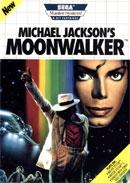 Moonwalker Master System Cover