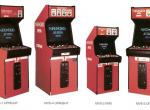 Neo-Geo MVS Arcade Cabinet Variations