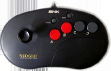 Neo Geo CD Pro Controller