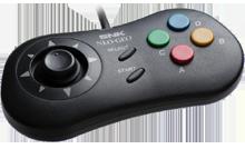 Neo Geo CD Controller