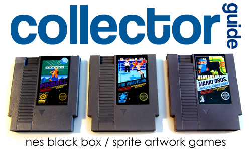 NES Black Box Collecting Guide
