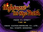 Nightmare in the Dark Title