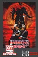 Ninja Masters Cover