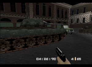 Goldeneye 007 N64 Screenshot 4