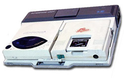PC Engine CD ROM