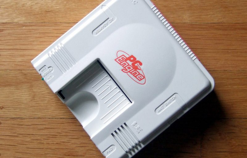 PC Engine by Bodo Elsel