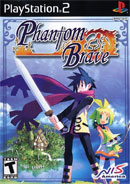 Phantom Brave Cover