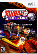 Pinball Hall of Fame Cover