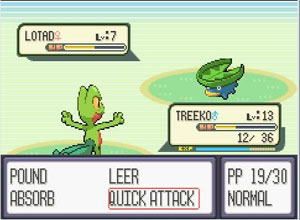 Pokemon Screenshot
