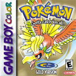 Pokemon Gold Box