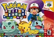 Pokemon Puzzle League Box