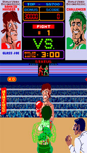 Punch Out Arcade Screenshot
