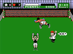 Punch Out NES Screenshot