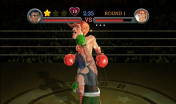 Punch Out Wii Screenshot
