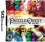 Puzzle Quest DS Cover