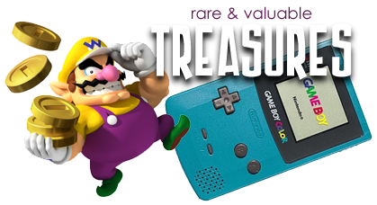 The Rarest and Most Valuable Gameboy Color Games - RetroGaming with ...