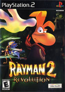 Rayman 2 Cover
