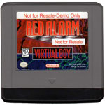Red Alarm Demo Cart