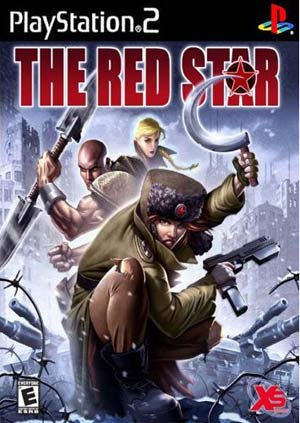 Red Star Ps2 Cover