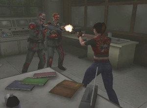 Resident Evil Code Veronica Screenshot