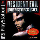 Resident Evil Dual Shock PS1 Cover