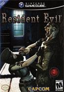 Resident Evil Gamecube Cover