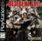 Resident Evil PS1 Cover