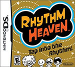 Rhythm Heaven DS Cover