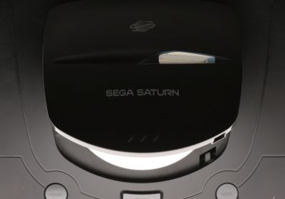 The Lid of the Model 2 Saturn