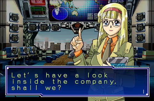 Segagaga English Screenshot